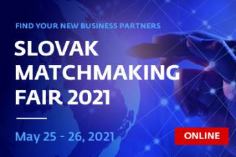 Slovak Matchmaking Fair 2021